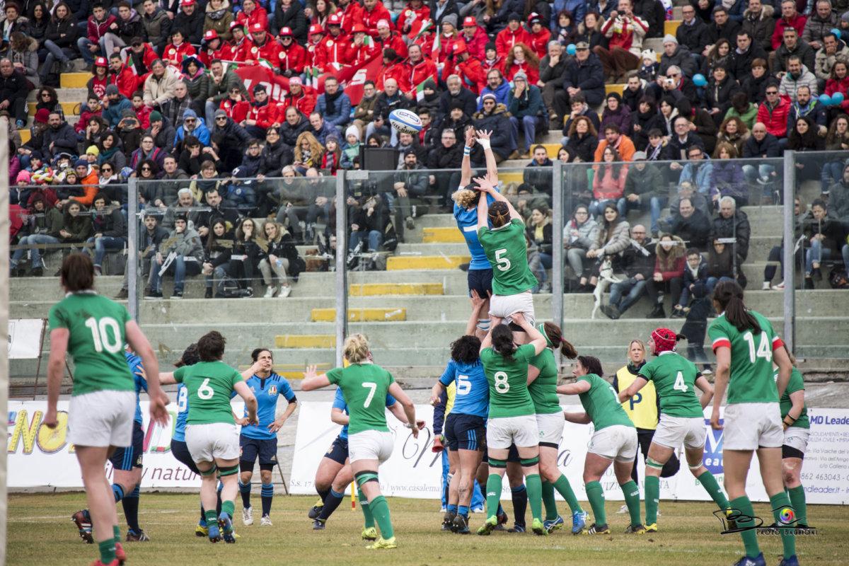 Italia vs Irlanda