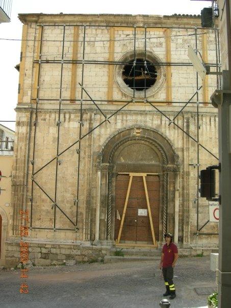 Chiesa della parrocchia di San Biagio