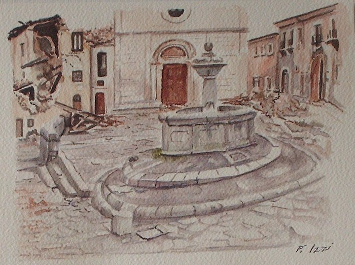 La Fontana di Piazza San Marciano