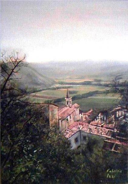 Santa Maria a Cyiptas a Fossa
