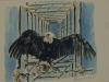 Aquila in gabbia