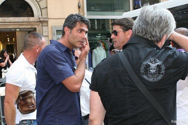 Manifestazione a Roma - 7 luglio 2010