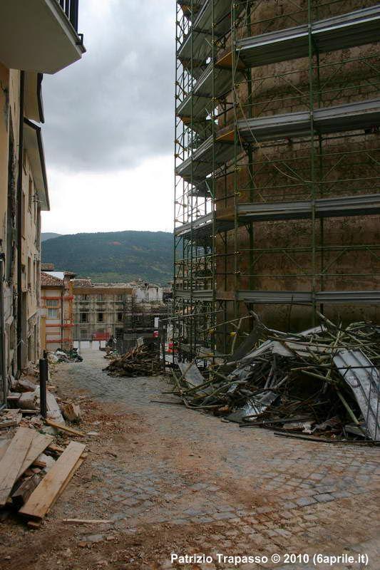 L'Aquila, 31 ottobre 2010
