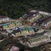 L'AQUILA: LE 19 NEW TOWNS, PLANIMETRIE E VEDUTE AEREE