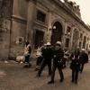 L'Aquila, il centro storico. 25 gennaio 2010 (video)