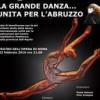 """""""La grande danza…unita per l'Abruzzo"""". Con i pannelli espositivi di """"6aprile2009.it"""" e l'associazione """"22secondi"""""""
