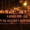 """6 marzo 2010, le foto del """"Presidio della Memoria"""""""
