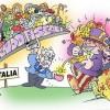 Tasse, autonoma sistemazione e scudo fiscale: vergogne italiane