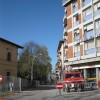 Frana collina Belvedere, chiusa via XX Settembre