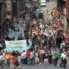 7 luglio: manifestazione a Roma, le foto di Paolo Baglioni