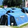 Video: le tende e gli studenti fuori sede a L'Aquila