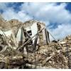 """""""Il terremoto nei dintorni di L'Aquila"""": foto di Sara Hay"""
