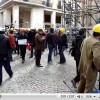 Video: la nuova giornata delle carriole (SkyTg24)