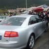 Video – Berlusconi a L'Aquila: città blindata, tensioni e manifestazioni dei cittadini