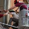 L'AQUILA: LE FOTO MAI VISTE DEI VIGILI DEL FUOCO E CNR