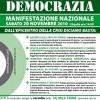 Manifestazione 20 novembre: L'Aquila chiama, l'Italia risponde!