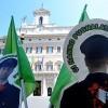 Manovra anticrisi: i poliziotti manifestano davanti al Senato il 5 settembre