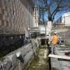 750.000 euro per restaurare le 99 cannelle: ma non erano rimaste intatte?