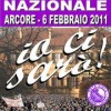 Popolo viola L'Aquila, come prenotarsi per il 6 febbraio ad Arcore