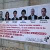 """L'Aquila, coperti i manifesti di Mafalda. Pdl: """"siamo nemici da abbattere"""""""
