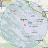 Terremoto: due lievi scosse Ml 2.4 e Ml 2.2 (Piana del Fucino)