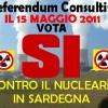 Referendum, la Sardegna boccia il nucleare