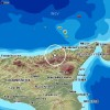 Terremoto, sequenza sismica in Sicilia (provincia di Messina)