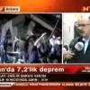 TERREMOTO IN TURCHIA: LA DIRETTA VIDEO DI NTV