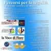 """LUNEDI' 12 MARZO, TORNANO I """"PERCORSI PER LA LEGALITA'"""""""