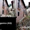 FOTO: PAGANICA A 3 ANNI DAL TERREMOTO, COSA NON E' CAMBIATO
