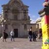 L'AQUILA, PIAZZA DUOMO: A TRE ANNI DAL TERREMOTO (VIDEO)