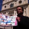 """L'AQUILA: I """"SANTINI"""" ELETTORALI COLLEZIONATI COME LE FIGURINE PANINI"""