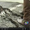 L'AQUILA: RISCHIO IDROGEOLOGICO PROGETTO C.A.S.E. PAGANICA 2 (VIDEO TVUNO)