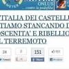 """TERREMOTO, BLOG CATTOLICO: """"EMILIA TERRA BLASFEMA. DIO È STANCO DI NOI"""""""