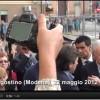 VIDEO: MARIO MONTI CONTESTATO DAGLI SFOLLATI DEL TERREMOTO IN EMILIA