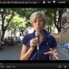 VIDEO: L'AQUILA, SGOMBERO A P.ZZA REGINA MARGHERITA PER APRIRE I CANTIERI