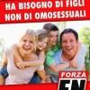 FORZA NUOVA ABRUZZO: L'ITALIA HA BISOGNO DI FIGLI, NON DI OMOSESSUALI