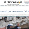 L&#8217;AQUILA: NON E&#8217; UNA CONDANNA PER NON AVER PREVISTO IL TERREMOTO