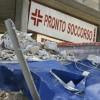 UN TERREMOTO COME A L'AQUILA FAREBBE CROLLARE IL 75% DEGLI OSPEDALI ITALIANI