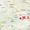 TERREMOTI M.3,6 IN ZONA SIENA E M.3,8 SULLA COSTA CALABRA