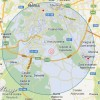 TERREMOTO: LIEVE SCOSSA M. 2.5 A ROMA. LA MAPPA DI PERICOLOSITA&#8217; SISMICA