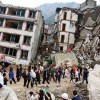 TERREMOTO M.6,6 IN CINA: PI DI 200 MORTI, 11.800 FERITI, 100.000 SENZATETTO