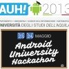 A L&#8217;AQUILA L&#8217;ANDROID UNIVERSITY HACKATHON 2013