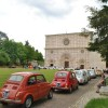 L&#8217;AQUILA: DOMENICA 12 MAGGIO RADUNO DELLE FIAT 500 A COLLEMAGGIO