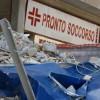 TERREMOTO: 47 MLN DEL PREMIO ASSICURATIVO DELL'OSPEDALE USATI PER I DEBITI?