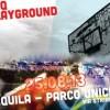 "TORNA ""LAQ PLAYGROUND"": BASKET 3vs3, STREET DANCE, GRAFFITI"