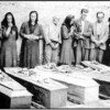 ABRUZZO: TURISTI LOMBARDI RENDONO OMAGGIO AI MARTIRI DI ONNA