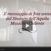 VIDEO: MESSAGGIO DI FINE ANNO DI MASSIMO CIALENTE