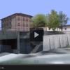 VIDEO: RICOSTRUZIONE IN 3D DI PORTA BARETE A L'AQUILA