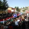 VIDEO: ADUNATA ALPINI, L'AQUILA INVASA DA 300 MILA PENNE NERE